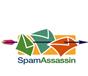 ZebraSite e-mail wordt gefilterd door Antispam software van Spamassassin