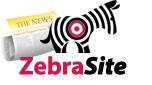 ZebraSite nieuws