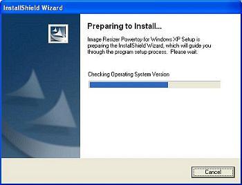 Installatie Image Resizer